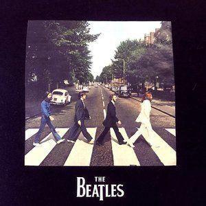 Beatles Abbey Road T-shirt
